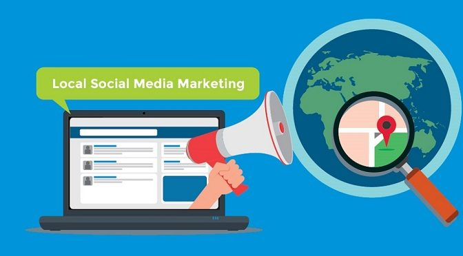 social media marketing for local business