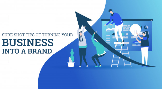 Turn Your Business into a Successful Brand