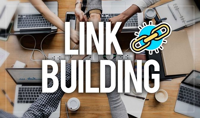 Earning and building links