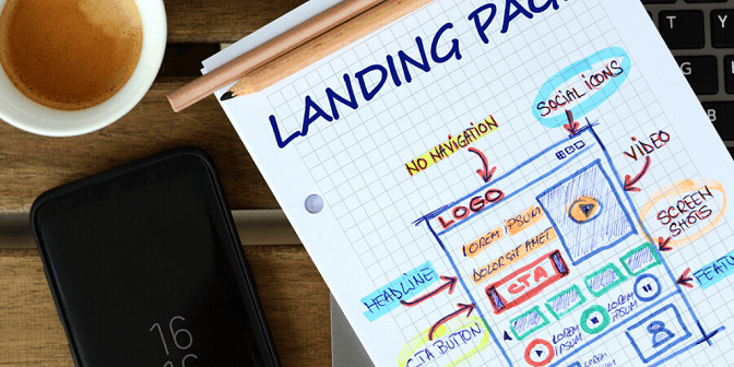 Use virtually-targeted landing pages and ads
