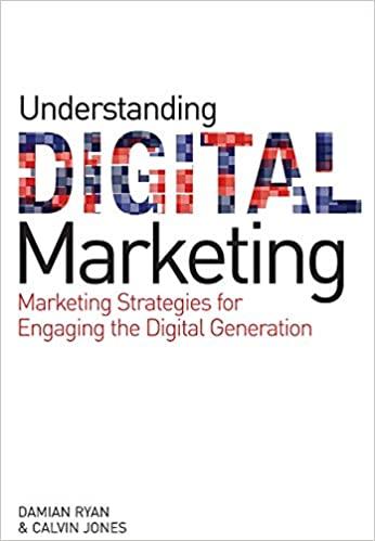 Understanding Digital Marketing Marketing Strategies for Engaging the Digital Generation